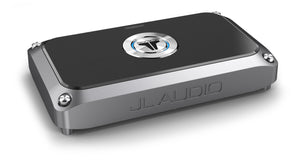 JL AUDIO VX1000/5i 5-Channel Class D System Amplifier with Integrated DSP, 100 W x 4 @ 2 Ohms + 600 W x 1 @ 2 Ohms - 14.4V