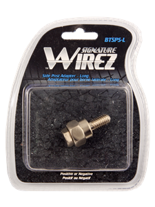 WIREZ Short GM Side Post Battery Terminal