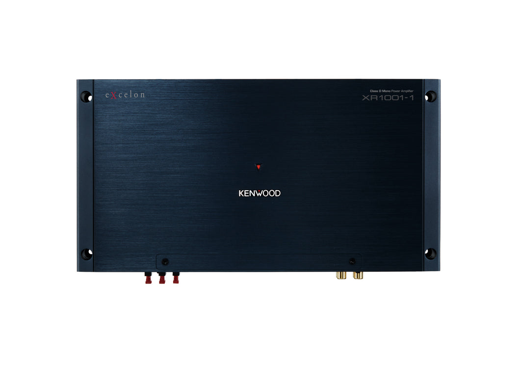 KENWOOD eXcelon XR1001-1 MONO 1000W REFERENCE SERIES AMP