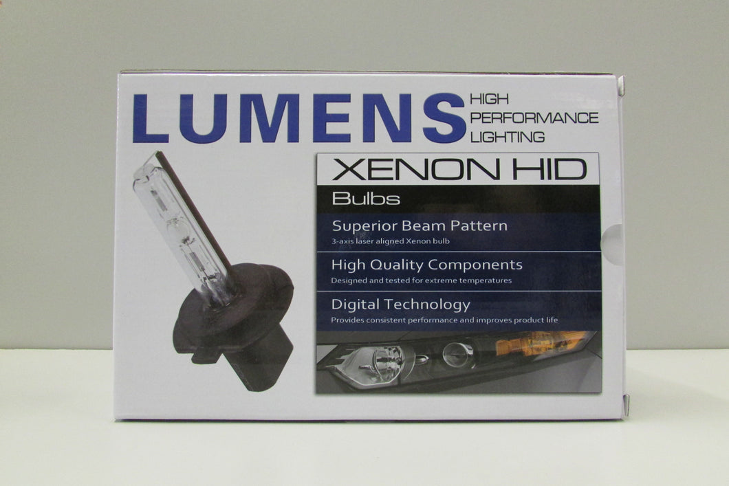 H11 HID Bulbs (Pair) 6000K by LUMENS HPL