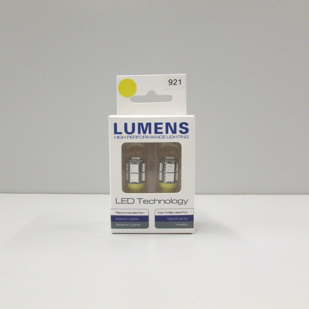 921 (2 pcs) Amber LED by LUMENS HPL