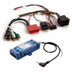 PAC RadioPro 4 Interface for Audi Vehicles w/ Can Bus