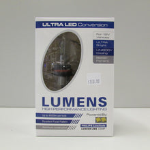 Load image into Gallery viewer, 9004 ULTRA LED WHITE Bulb & Driver (each) by LUMENS HPL