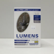 Load image into Gallery viewer, H4 ULTRA LED WHITE Bulb & Driver (each) by LUMENS HPL
