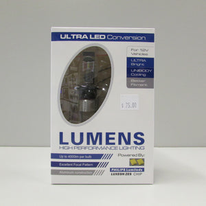H7 ULTRA LED WHITE Bulb & Driver (each) by LUMENS HPL