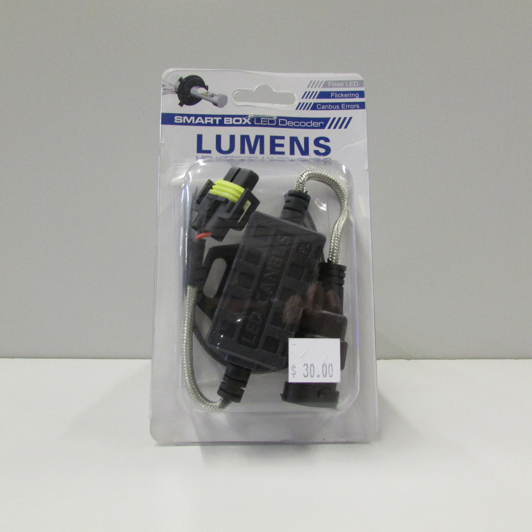 H11 Smart Box (each) for ULTRA LEDs by LUMENS HPL
