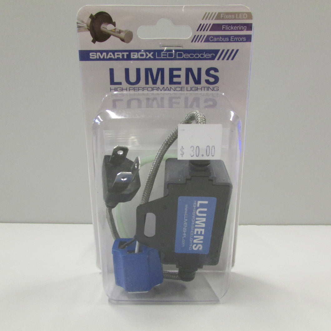 H4 Smart Box (each) for ULTRA LEDs by LUMENS HPL