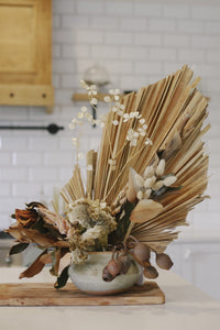 Hand-tied Dried Arrangement