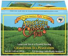 American Classic Tea - Charleston Tea Plantation