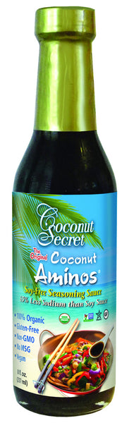 Raw Coconut Aminos - Coconut Secret