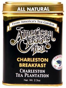 Charleston Breakfast Loose Tea - Charleston Tea Plantation
