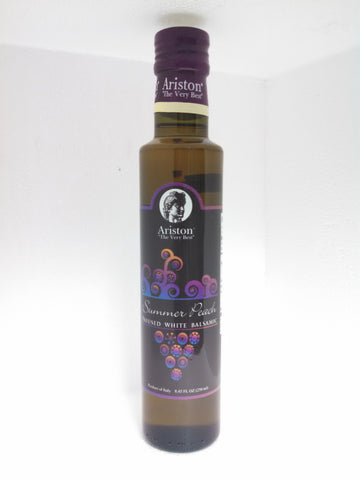 Summer Peach Infused White Balsamic by Ariston