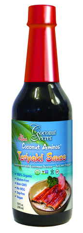 Teriyaki Sauce - Coconut Secret
