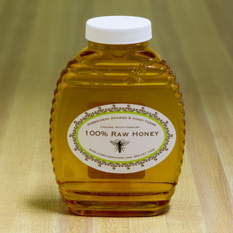 100% Raw Wildflower Honey - Horsecreek Apiaries & Honey Farms