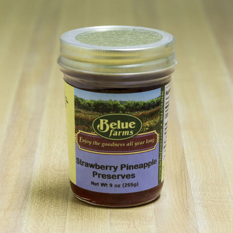 Belue Farms Strawberry Pineapple Preserves