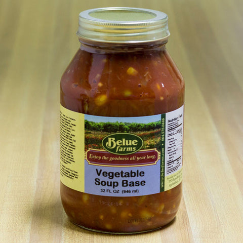 Belue Farms Vegetable Soup Base