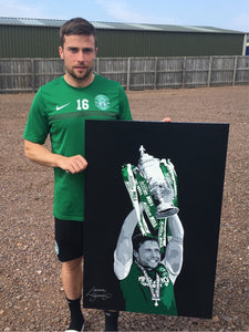 Lewis Stevenson SC16 (With Cup)