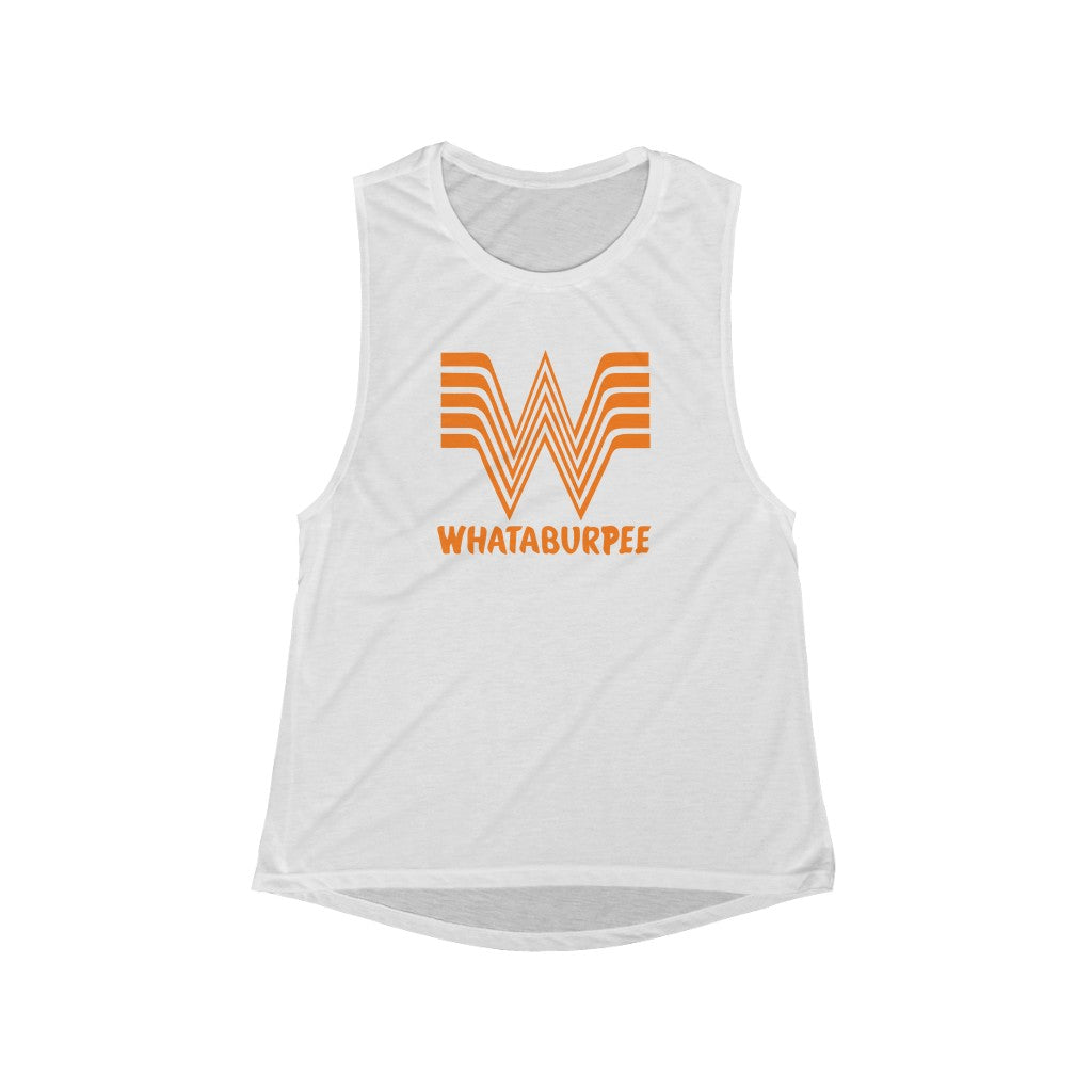 Whataburpee Muscle Tank
