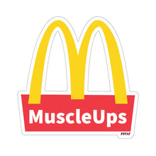 Load image into Gallery viewer, Muscle Ups Sticker