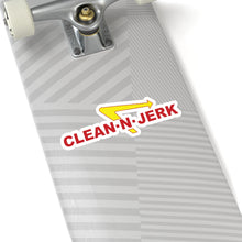 Load image into Gallery viewer, Clean-N-Jerk Sticker