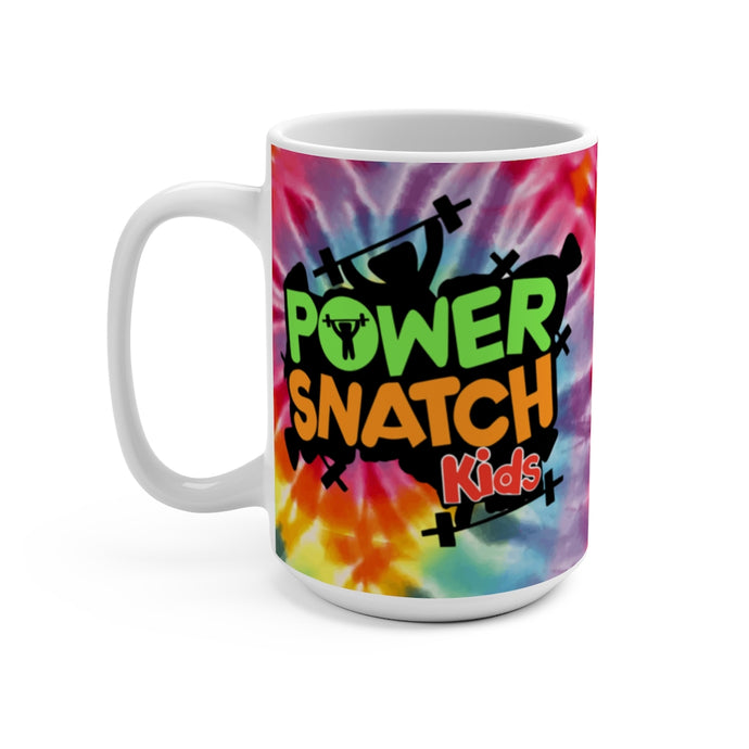 Power Snatch Kids Jumbo Coffee Mug
