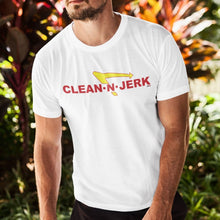 Load image into Gallery viewer, Clean-N-Jerk Mens Tee