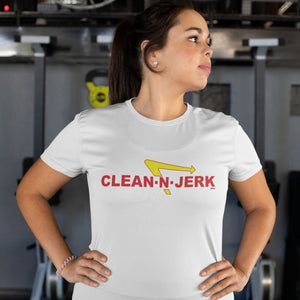 Clean-N-Jerk Women's Tee