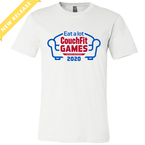 CouchFit Games Mens Tee