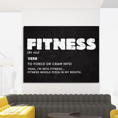 Fitness, Defined.