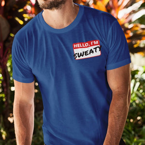 I'm Sweaty Mens Tee