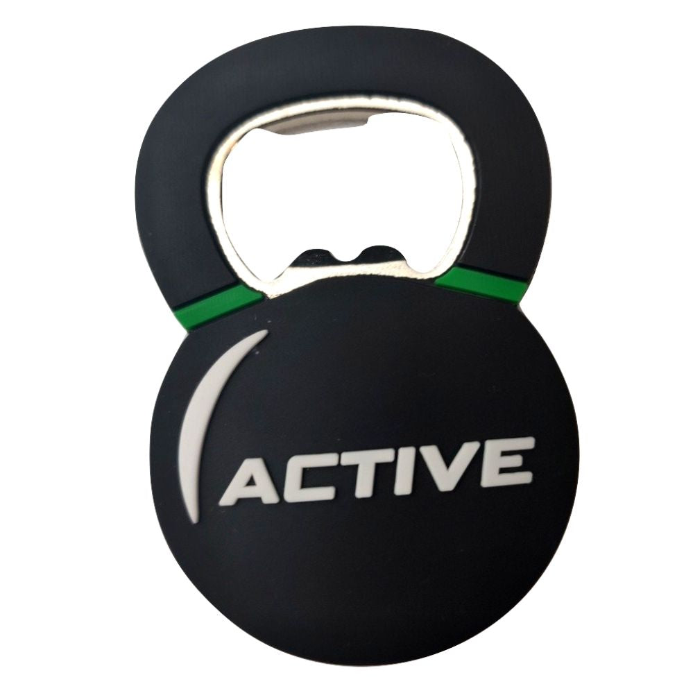 Kettlebell Bottle Opener