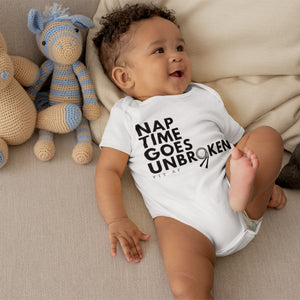 Nap Time Goes Unbroken Toddler Onsie