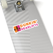 Load image into Gallery viewer, Dunkin' Deadlifts Sticker