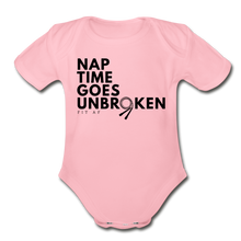 Load image into Gallery viewer, Nap Time Goes Unbroken - light pink