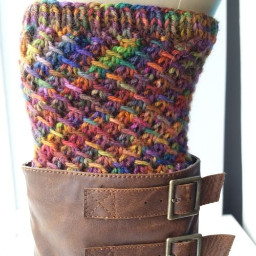 *New* Out For A Stroll Boot Cuffs