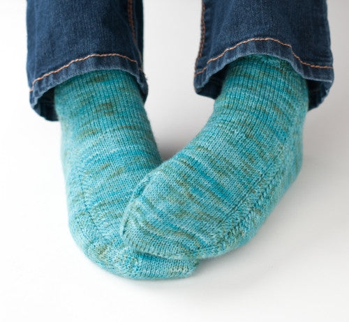Dawn Treader Socks