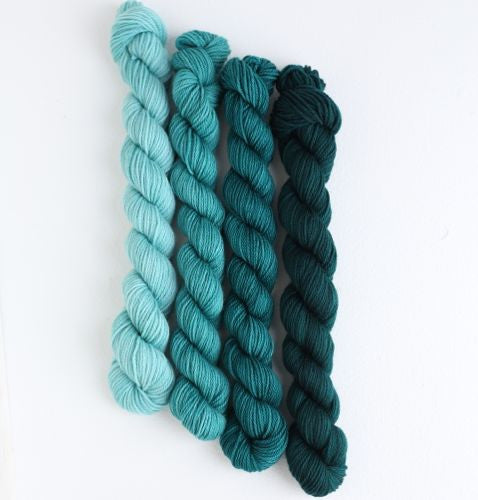 Jolene Mini Skein Set
