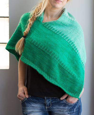 Footloose and Fancy Free Poncho Kit