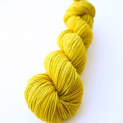 *New* Follow The Yellow Brick Road- Cotton Yarn Colorway