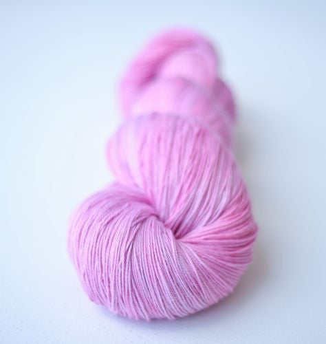 Pink Lady- Cotton Yarn Colorway