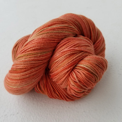 Chinese Lanterns- Cotton Yarn Colorway
