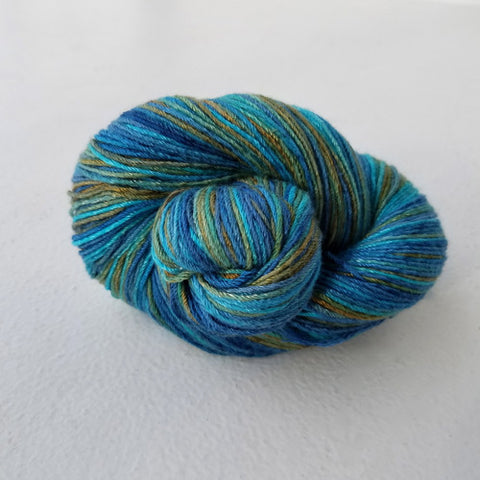 Great Barrier Reef- Cotton Yarn Colorway