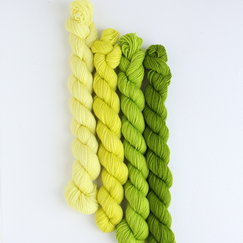 Sergeant Pepper Mini Skein Set