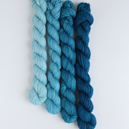Sea Of Love Mini Skein Set