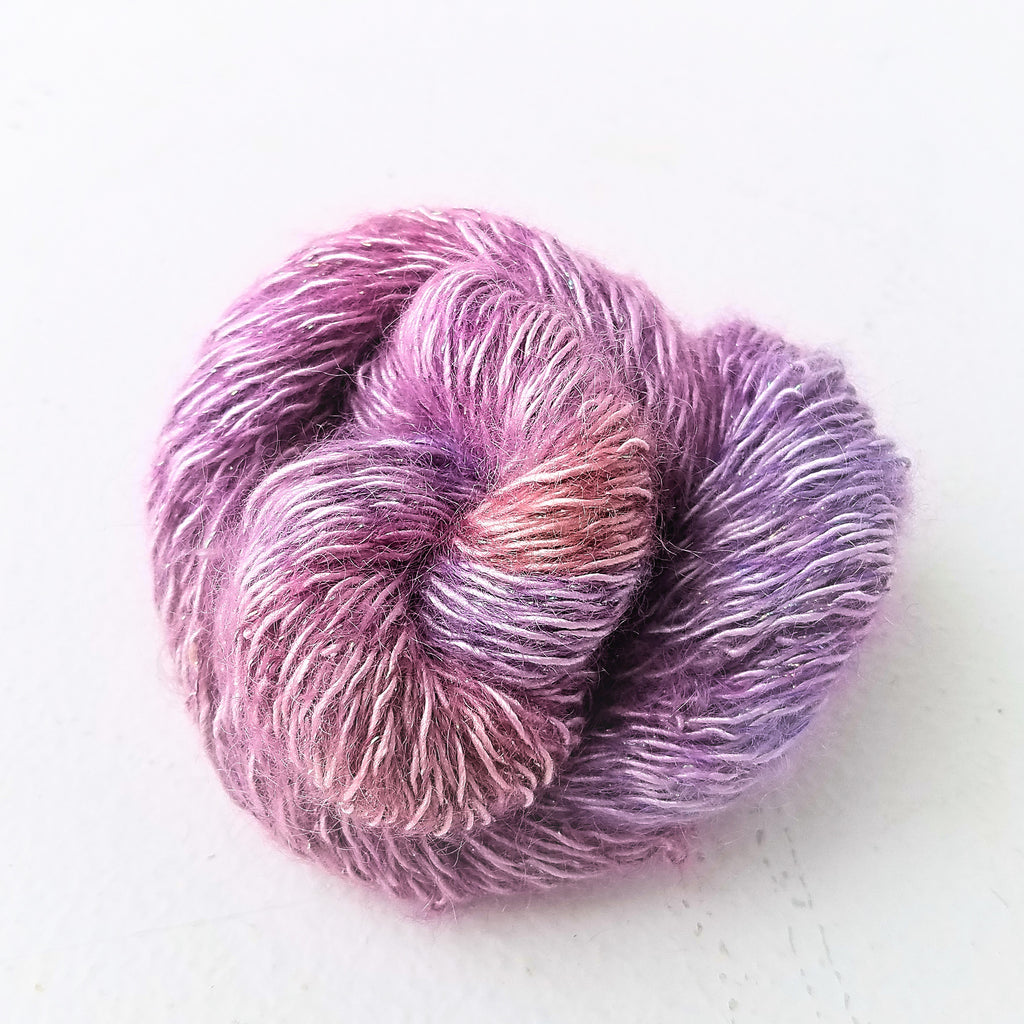 Shannon Silk Mohair Stellina- YARN BASE INFORMATION ONLY (to order, follow link below)