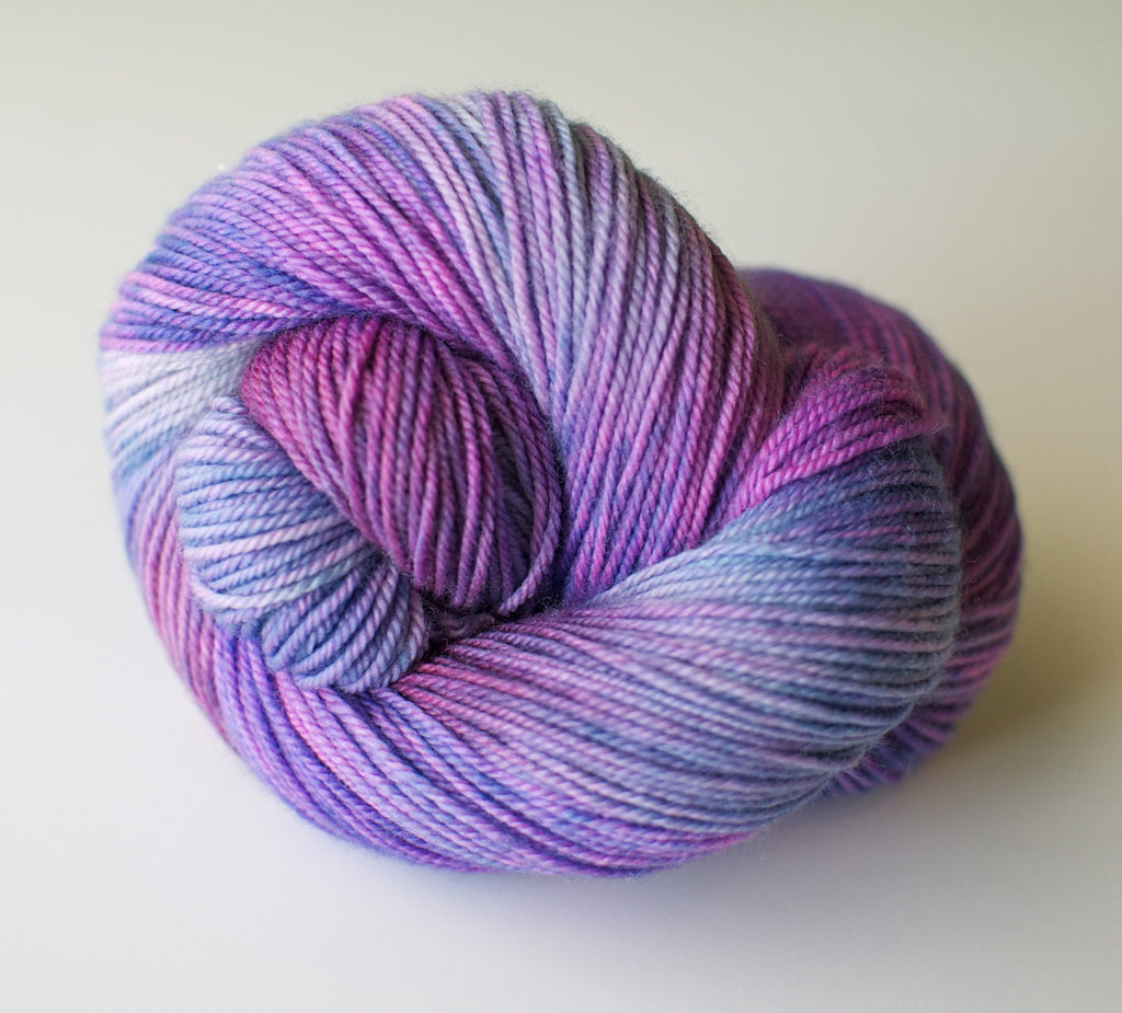 Springvale Sock - YARN BASE INFORMATION ONLY (to order, follow link below)
