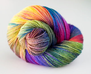 Finley Fingering - YARN BASE INFORMATION ONLY (to order, follow link below)