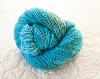 Glenhaven Cashmerino Sock - YARN BASE INFORMATION ONLY (to order, follow link below)