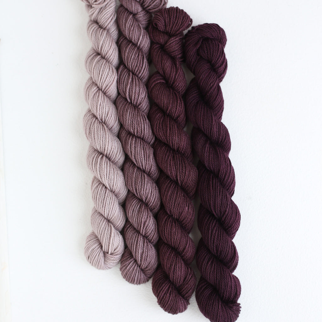 Heartbreak Hotel Mini Skein Set