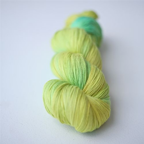 Mint Julep- Cotton Yarn Colorway